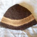Nadelgebundene Mütze